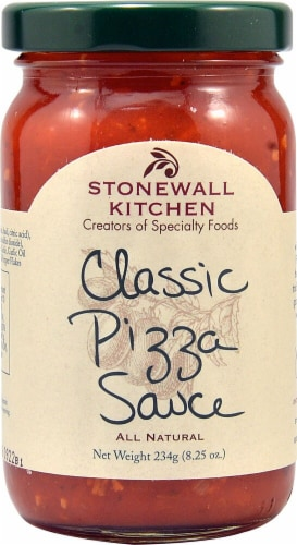 Stonewall Kitchen  Classic Pizza Sauce Perspective: front