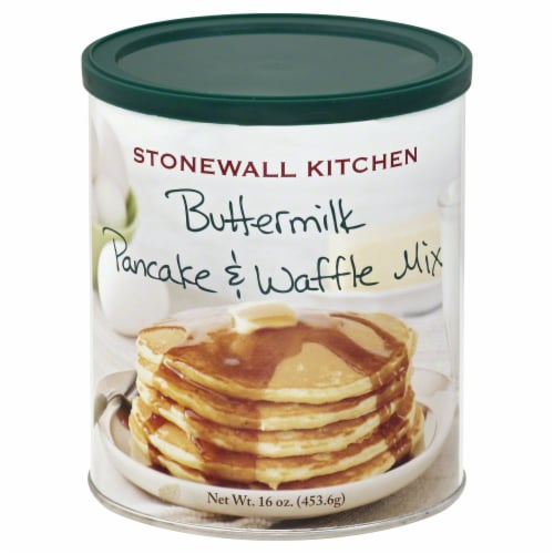 Stonewall Kitchen Buttermilk Pancake & Waffle Mix Perspective: front