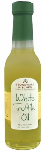 Stonewall Kitchen  White Truffle Oil Perspective: front