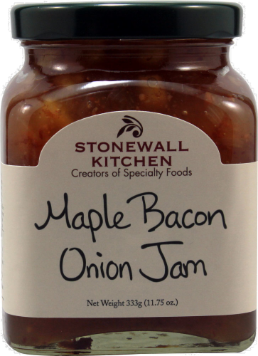 Stonewall Kit Maple Bacon Onion Jam Perspective: front