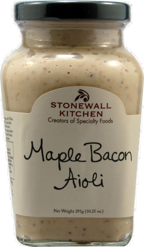Stonewall Kit Maple Bacon Aioli Perspective: front