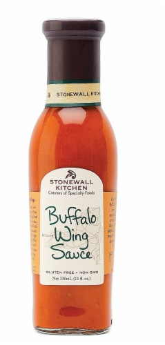 Stonewall Kitchen  Buffalo Wing Sauce Perspective: front