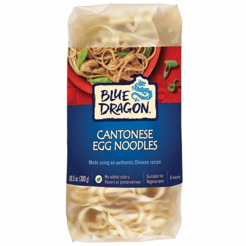 Blue Dragon Medium Egg Noodles Perspective: front