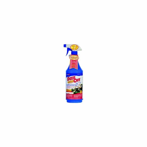 Woodstream 730481 32 oz Repellent Deer Off Spray Perspective: front