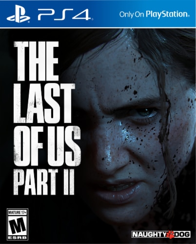 The Last Of Us Part II (PS4) Perspective: front