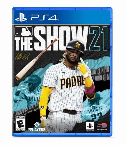 MLB 21 The Show (Playstation 4) Perspective: front