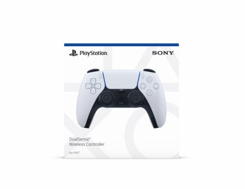 Sony PlayStation 5 DualSense Wireless Controller Perspective: front