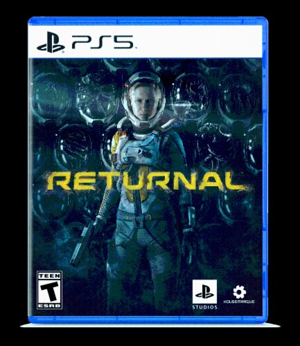 Returnal (Playstation 5) Perspective: front