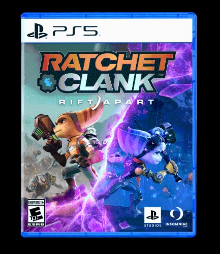 Ratchet & Clank™ Rift Apart (PlayStation 5) Perspective: front