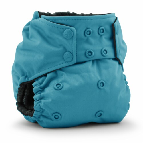 Rumparooz OBV One Size Pocket Cloth Diaper   Reef Perspective: front