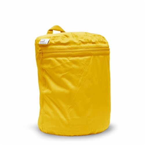 Kanga Care Wet Bag Mini - Dandelion Perspective: front