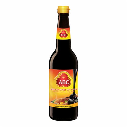 ABC Medium Sweet Soy Sauce Perspective: front