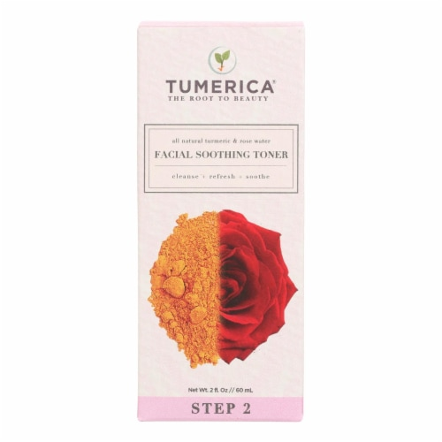 Tumerica Facial Cleanser Perspective: front