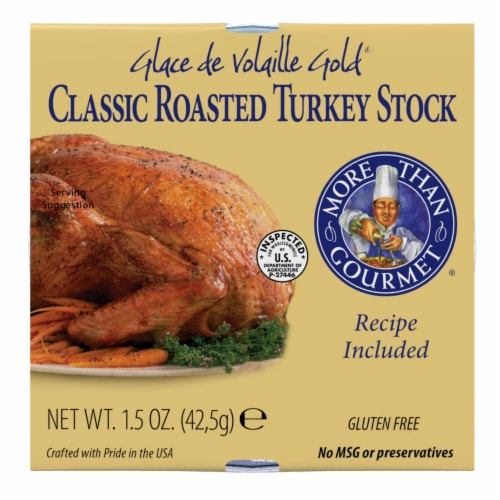 More Than Gourmet Classic Roasted Turkey Demi-Glace 6 Count Perspective: front