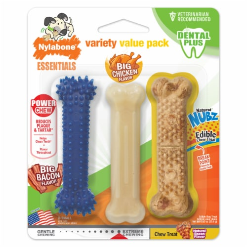 Petsport Jr. Tuff Balls Dog Toy Perspective: front