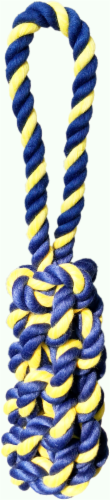 PetSport Mini Braided Knot Bumper Rope Perspective: front