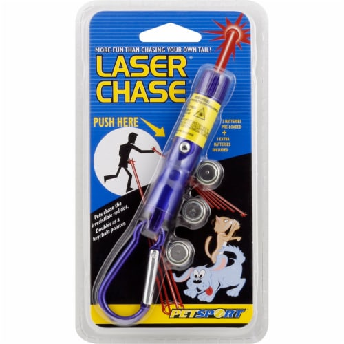 PetSport Laser Chase Pet Toy Perspective: front