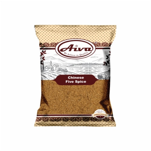 Chinese Five Spice Powder Perspective: front