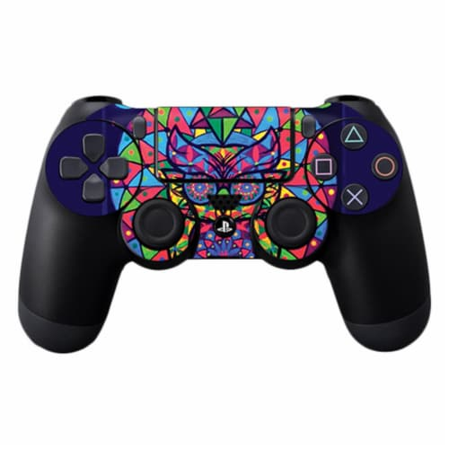 MightySkins SOPS4CO-Goodnight Owl Skin for Sony PS4 Controller - Goodnight Owl Perspective: front