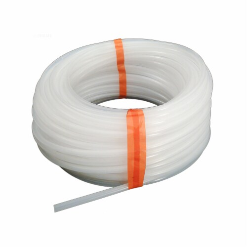 Stenner Pump AK4010W 100 ft. Roll Feeder Tubing - 0.25 in. Clear Perspective: front