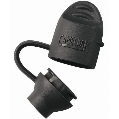 Camelbak Big Bite Valve Cover,Black  713852600914 Perspective: front