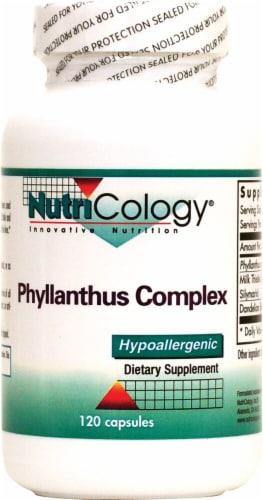 NutriCology  Phyllanthus Complex Perspective: front