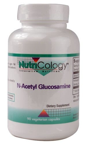 NutriCology  N-Acetyl Glucosamine Perspective: front
