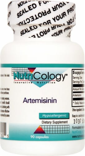 NutriCology  Artemisinin Perspective: front