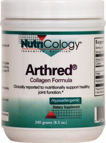NutriCology  Arthred® Collagen Formula Perspective: front