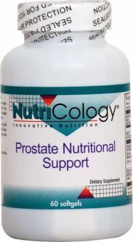 NutriCology  Prostate Nutritional Support Perspective: front