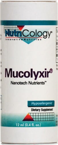 NutriCology  Mucolyxir Perspective: front