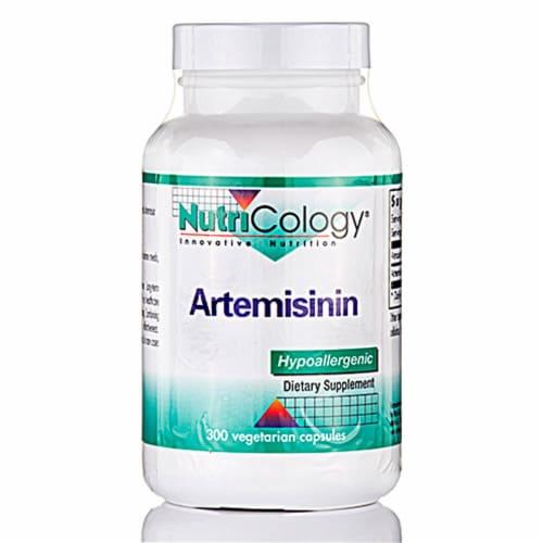 NutriCology Artemisinin Dietary Supplement Vegetarian Capsules Perspective: front