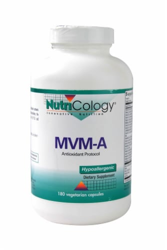 NutriCology  MVM-A Antioxidant Protocol Perspective: front