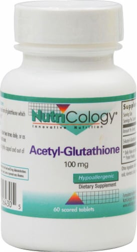 NutriCology  Acetyl-Glutathione Perspective: front
