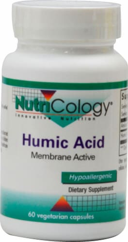 NutriCology  Humic Acid Perspective: front