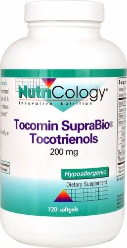 NutriCology  Tocomin SupraBio® Tocotrienols Perspective: front