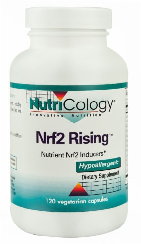 NutriCology  Nrf2 Rising™ Perspective: front