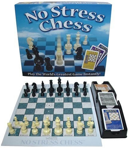 No Stress Chess Perspective: front