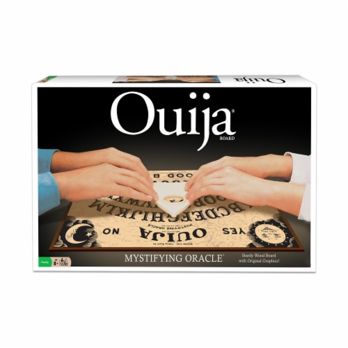 Winning Moves Games Classic Ouija Board Game Perspective: front