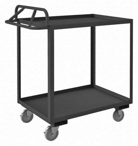 Durham Mfg Utility Cart,1,200 lb,Steel HAWA RSCE-243648-2-95 Perspective: front