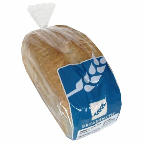 Breadsmith Rustic Italian Bread Perspective: front