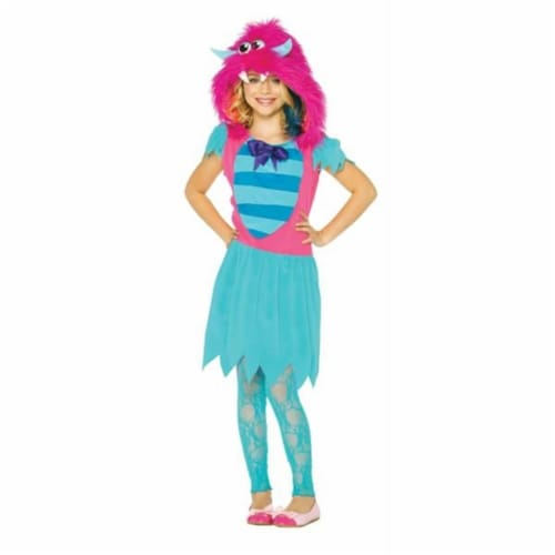 Costumes For All Occasions UAC48175SM Growling Gabby Small 4-6 Perspective: front