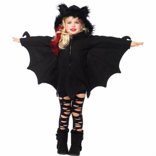Morris Costume UAC49100LG Bat Cozy Child Costume, Large Perspective: front