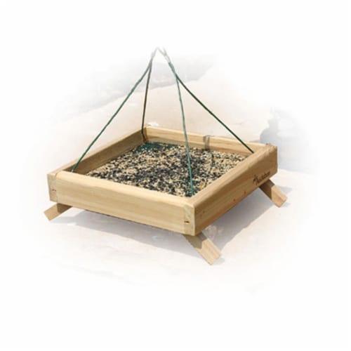 Woodlink Audubon Series 3 in 1 Platform Feeder Perspective: front