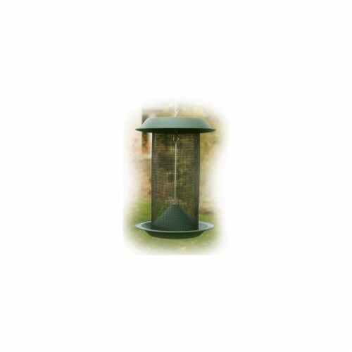Akerue Industries L & G Magnum Thistle Bird Feeder Perspective: front