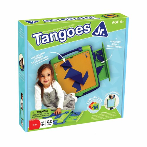 Smart Toys and Games Tangoes Jr. Perspective: front