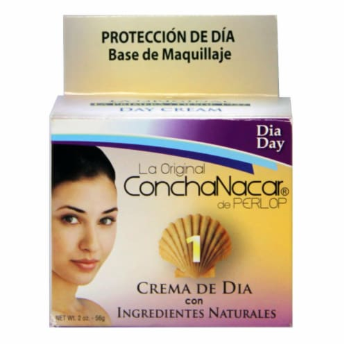 Concha Nacar #1 Day Face Cream Perspective: front
