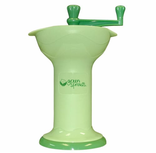 Green Sprouts Fresh Baby Food Mill Perspective: front