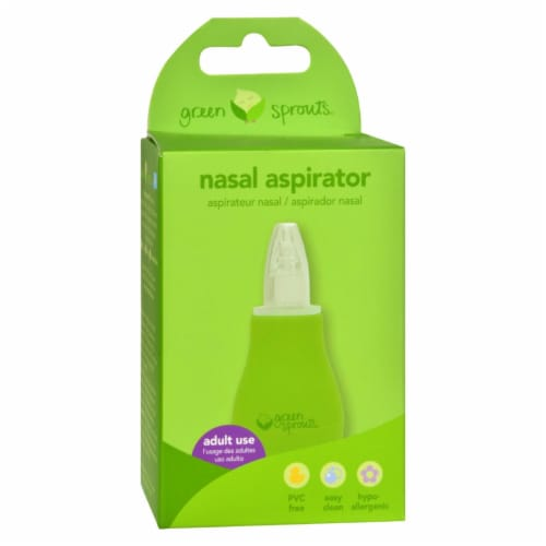 Green Sprouts Nasal Aspirator Perspective: front