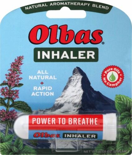Olbas Natural Inhaler Perspective: front